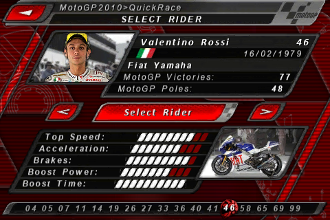 Screenshot MotoGP 2010